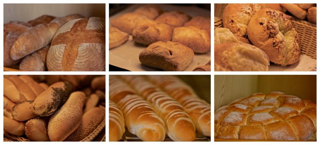 Kruh in pecivo